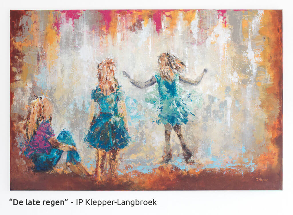 De late regen - IP Klepper (april 2017)